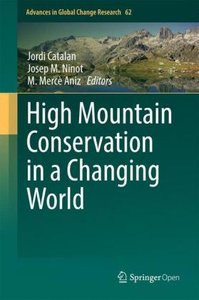 High Mountain Conservation in a Changing World