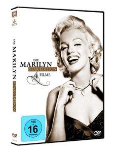Marilyn Monroe Star Edition (4 DVDs)