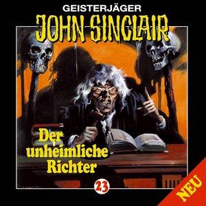 Der unheimliche Richter. CD