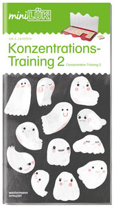 LÜK. Konzentrationstraining 2 / concentration training - ab 1.