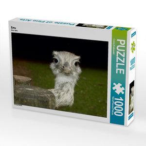 Emu 1000 Teile Puzzle quer