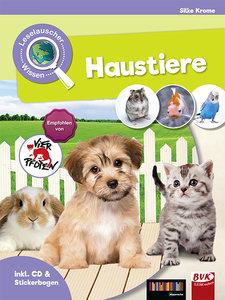 Leselauscher Wissen: Haustiere