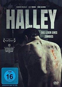 Halley - Das Leben eines Zombies, 1 DVD