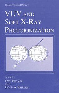 VUV and Soft X-Ray Photoionization