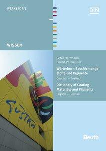 Wörterbuch Beschichtungsstoffe und Pigmente