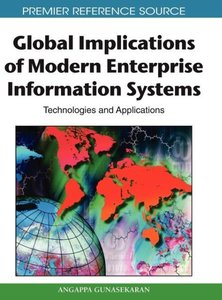 Global Implications of Modern Enterprise Information Systems: Te