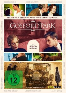Gosford Park. Digital Remastered