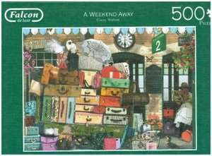 A Weekend Away (Puzzle)