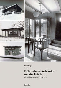 Frühmoderne Architektur aus der Fabrik