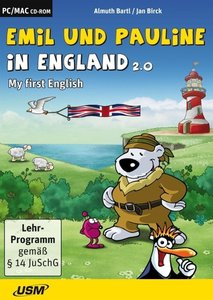Emil und Pauline in England 2.0 - My first English