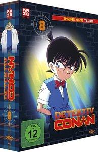 Detektiv Conan - TV-Serie, 5 DVD