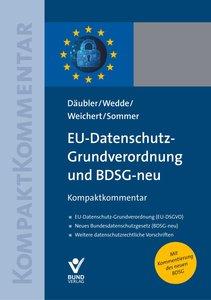 EU-Datenschutz-Grundverordnung und BDSG-neu