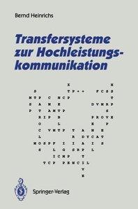Transfersysteme zur Hochleistungskommunikation