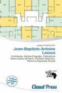 JEAN-BAPTISTE-ANTOINE LASSUS