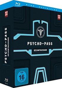 Psycho Pass - 1. Staffel - Gesamtausgabe