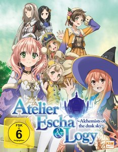 Atelier Escha & Logy - Alchemists of the Dusk Sky
