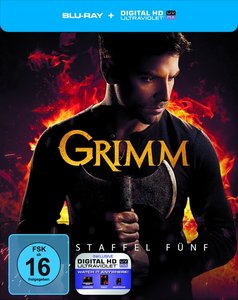 Grimm - Staffel 5. Steelbook