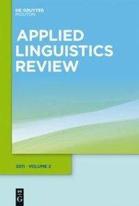 Wei, Li: Applied Linguistics Review. 2011 2