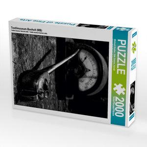 Textilmuseum Bocholt (MB) 2000 Teile Puzzle hoch