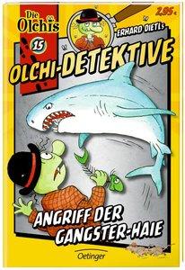 Olchi-Detektive 15. Angriff der Gangster-Haie