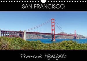 SAN FRANCISCO Panoramic Highlights