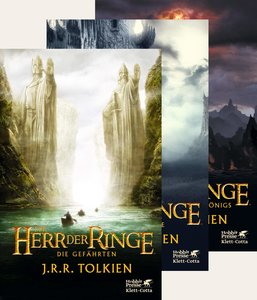 Tolkien, J: Herr der Ringe - Ausgabe zum Film