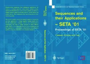 Sequences and their Applications