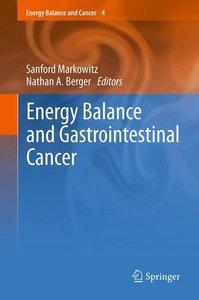 Energy Balance and Gastrointestinal Cancer