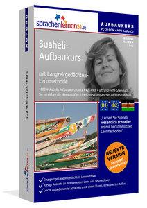 Suaheli-Aufbaukurs, PC CD-ROM mit MP3-Audio-CD