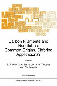 Carbon Filaments and Nanotubes: Common Origins, Differing Applic
