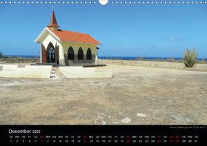 Monuments of Aruba 2020 (Wall Calendar 2020 DIN A3 Landscape)