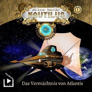 Die letzte Fahrt der Nautilus - Das Vermächtnis von Atlantis, 1