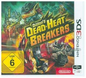Dillon\'s Dead-Heat Breakers, 1 Nintendo 3DS-Spiel