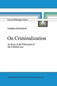 On Criminalization
