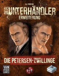 Der Unterhändler - Erweiterung: Die Petersen-Zwillinge (Spiel)