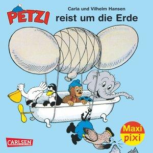 Maxi-Pixi Nr. 136: VE 5 Petzi reist um die Erde