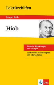 """Lektürehilfen Joseph Roth """"Hiob"""""""