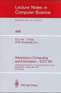 Advances in Computing and Information - ICCI '90