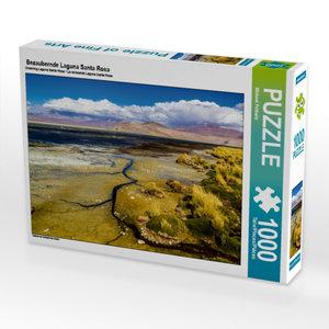 Bezaubernde Laguna Santa Rosa 1000 Teile Puzzle quer