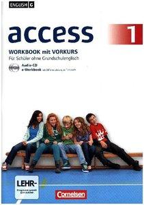 English G Access 1: 5. Schuljahr. Für Schüler ohne Grundschuleng