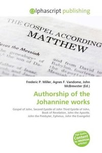 Authorship of the Johannine works