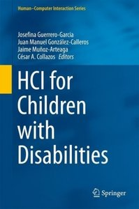 HCI for Children with Disabilities