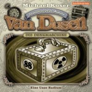 Professor Dr. Dr. Dr. Augustus van Dusen 01: Eine Unze Radium
