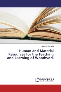Human and Material Resources for the Teaching and Learning of Wo