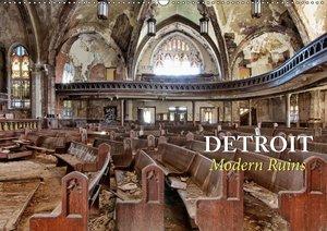 Detroit - Modern Ruins