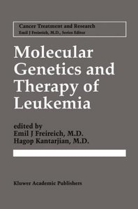 Molecular Genetics and Therapy of Leukemia