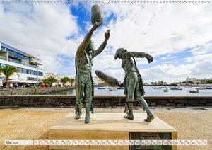 Lanzarote Die Stadt Arrecife