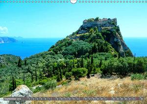 Korfu, Perle im Ionischen Meer (Wandkalender 2019 DIN A3 quer)