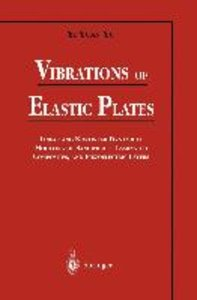 Vibrations of Elastic Plates
