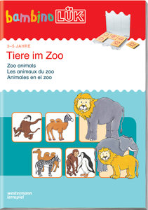 LÜK. Bambino. Tiere im Zoo